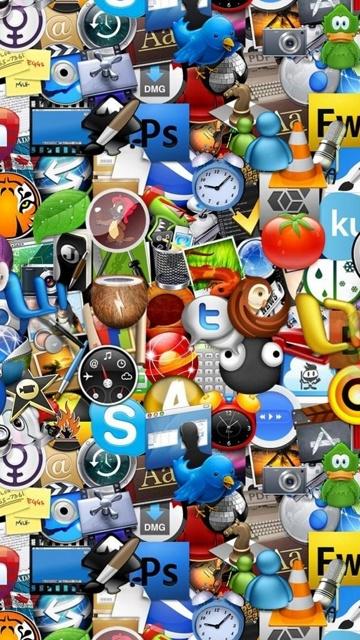 Mix icons