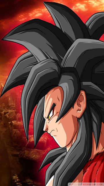 Goku ssj4