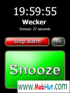 G alarm
