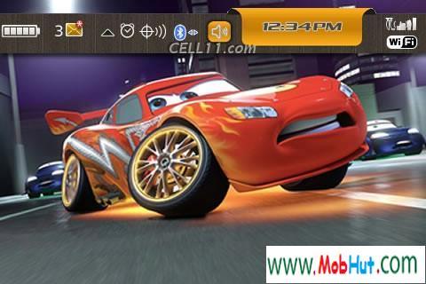 Super cartoon car