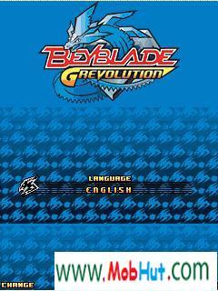 Beyblade grevolution