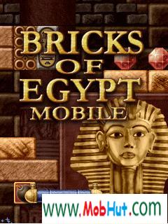 Bricks of egypt