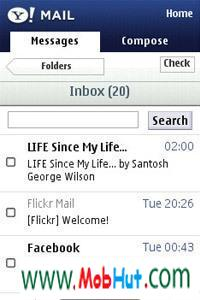 Aplikasi yahoo messenger untuk symbian s60v3