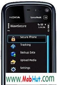 Wavesecure  mobile secur