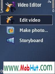 Video editor s60v5