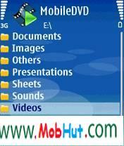 Mobile dvd v2
