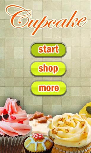 Cupcake maker cooking game