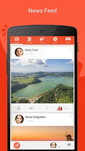 Tango messenger, video & calls
