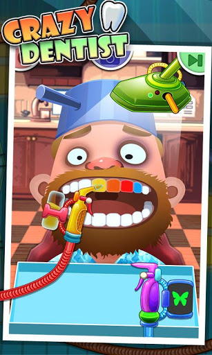 Crazy dentist fun games
