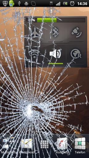 Amazing broken display