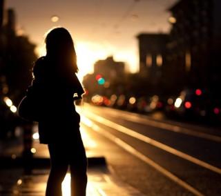 Girl street