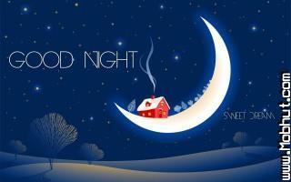 Good night home sweet home hd wallpaper