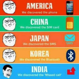 Discovery of india funny