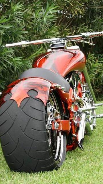 Big choppers