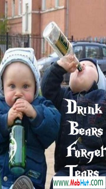 Drink bears forget t