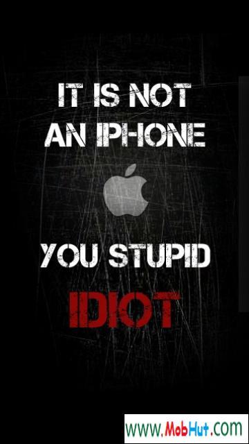 Not an iphone