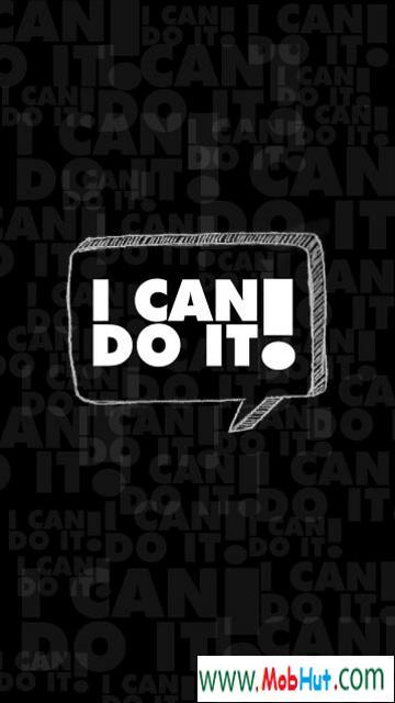 I can doit