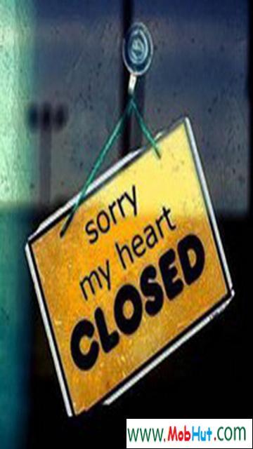 My heart closed 01