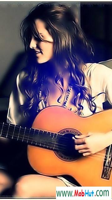 Music gal