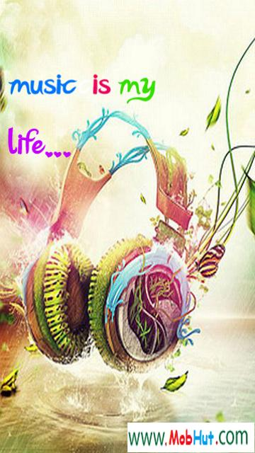Music is life1