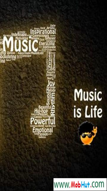 Music is life2