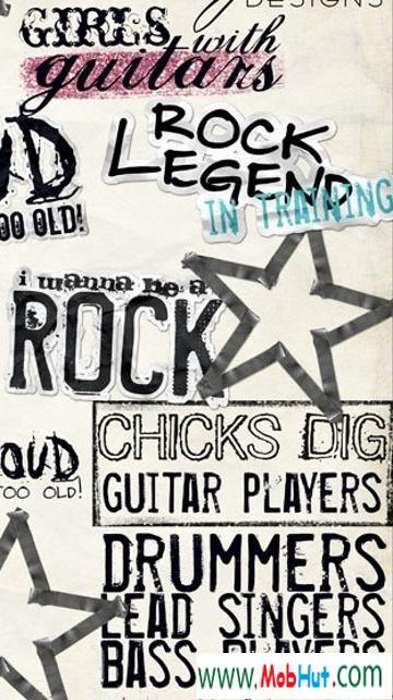 Rock graffiti 5800