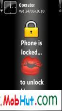 Unlock theme