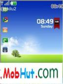Windows menu theme