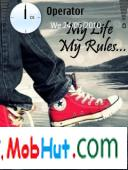 My life my rules theme
