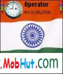 Indian flag theme