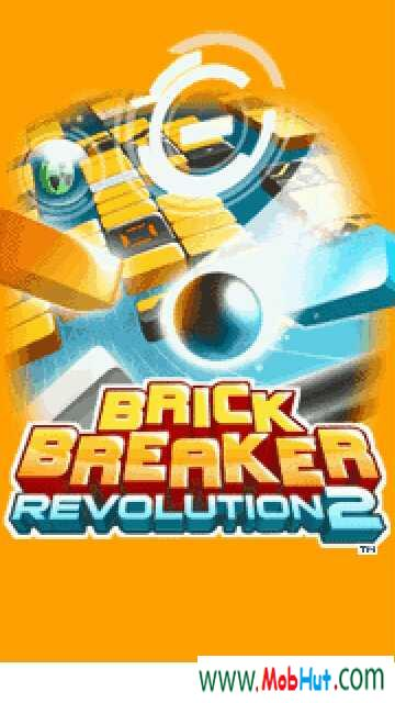 Demo brick breaker revolu