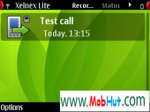 Xelnex lite call recorder