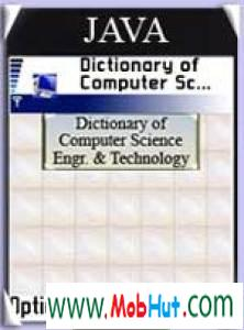 Dictionary of computer