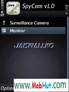 Bluetooth spycam