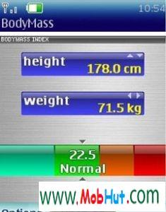 Body meter