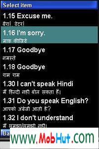 Hindi english hindi dicti