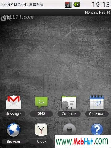 Slate theme icon