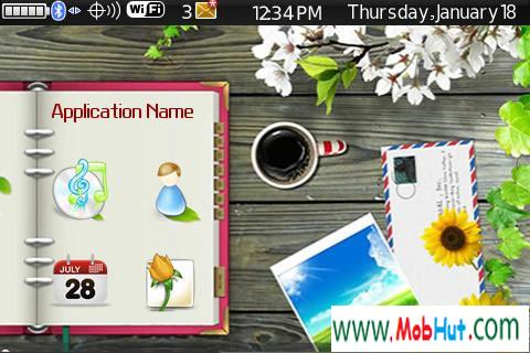 Application home