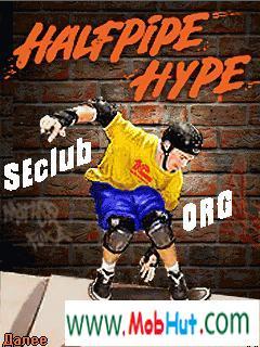Half pipe hype