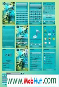 Dew 5800 theme