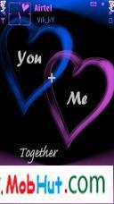 You plus me