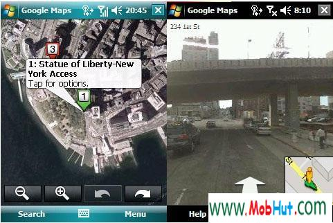 Google maps s60v2