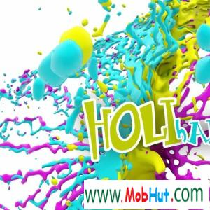 Happy holi hai quote