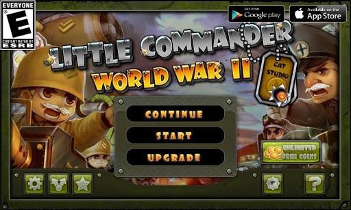 Little commander wwii td