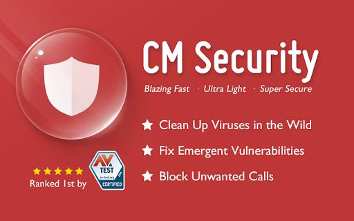 Cm security antivirus free