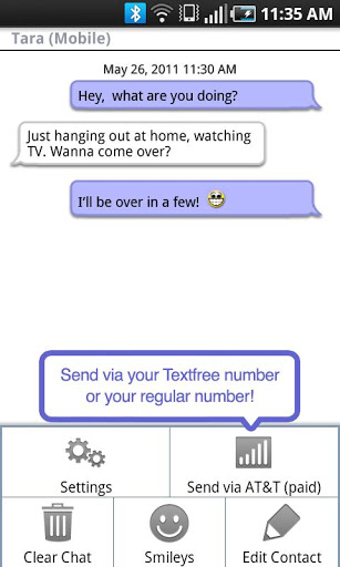 Textfree text free, free sms