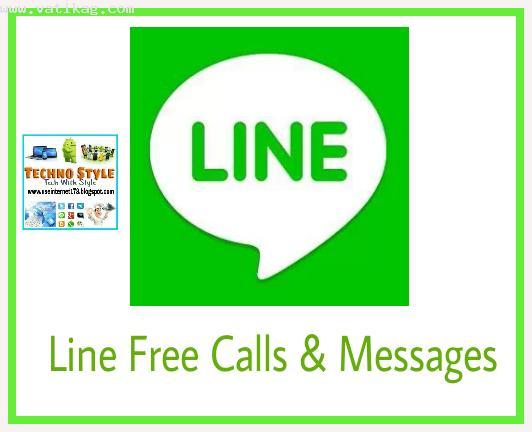 Line free calls app